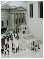 British Museum Model 00 by aaron-thompson