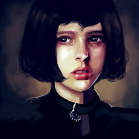 Mathilda by overwatched
