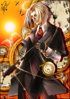 watchmaker by Philiera