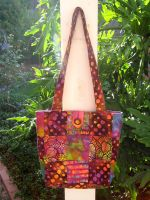 Summer 2008 Patchwork Bag by Groovygirlsuzy17