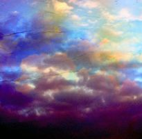 Colorful Clouds texture by erykucciola-sToCk
