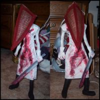 Pyramid head Doll by Destinyfall