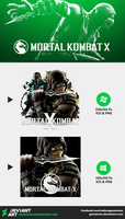 Mortal Kombat X - Icon by Crussong