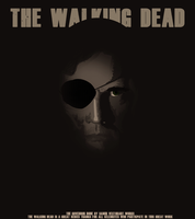 Vector : THE WALKING DEAD : The Governor by midosamir89