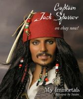Captain Jack Sparrow 2 by my-immortals