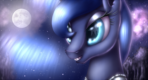 Princess Of The Night [2016] by Kana-The-Drifter