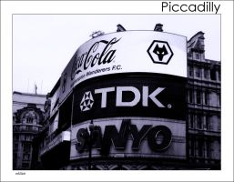 Piccadilly by WKLIZE