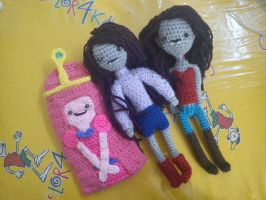 Marceline 1 and 2 by michelle-murder