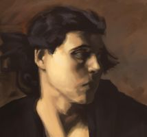 Sargent master study by piercedraws