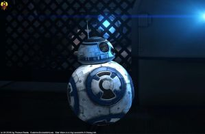 BB-6 Droid by Euderion