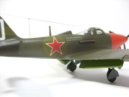 1/72 Bell P-39Q Airacobra IV by Zero-Cannard