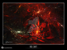 Red Shift by raysheaf