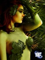 Poison Ivy by darylosaurus