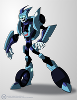 TF:Animated Blurr by KrisSmithDW