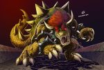 Bowser: the King Koopa by Gad by Dreamgate-Gad
