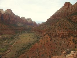 Zion National Park by acbanimalluver96