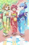 Rayearth in Furisode by skimlines