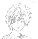 Yukine's 'I am Disappointed in You' face by Stroodle-Noodle