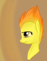 Spitfire_portrait by HorrorTime