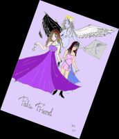 false friend by Vallia