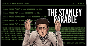 The Parable about Stanley by Reinard-D