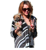 Miley PNG C: by ByyCaami