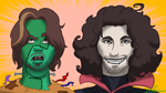 Ghoul Grumps by JeluiMasters