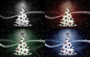 Desaturated Xmas Wallpapers by ValerioBulla