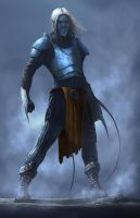 Drow Assassin by jjpeabody