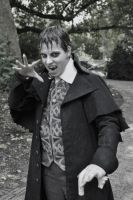 Barnabas Collins 200 year old vampire by CaptJackSparrow123
