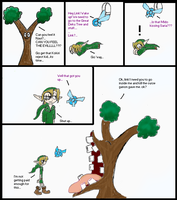 The Actual LoZ: Page 1 by Fyrelinx