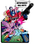 AUTOPONIES! ROLL OUT! by krynos79