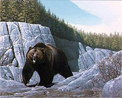 Ursus Horribilis by CitizenOlek