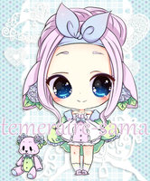 GNA Sweet Fawn Adopt Auction [Closed] by Naitei