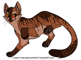 Feline Auction Adoptable .-CLOSED-. by Lova-Adopts