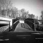 Bridge over canal by rdungan1918