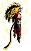 SSJ3 BMonkey Colors by TUS