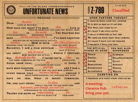 James (Jim) Moriarty - Unfortunate News by Nycarg-the-Idiot