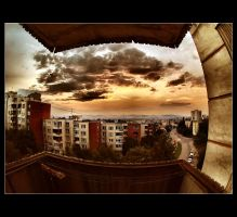 from my window by Trifoto
