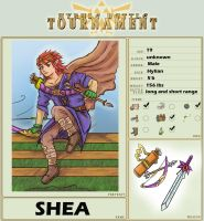 Battle Tournament SHEA by Rinkuchan27