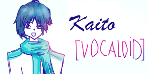 Kaito by exile-chan