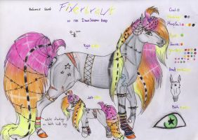 Fixerbraut Reference Sheet by Shehy