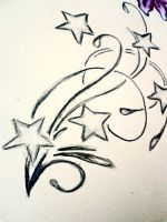 tatto star by natyXD