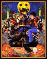 HAPPY HALLOWEEN 2012 TO ALL by DeathRage22