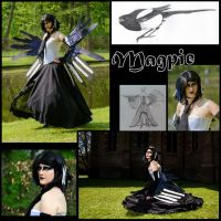 Magpie by Icedrop21