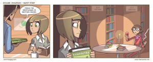 Mercworks - Guest trip by Drunken-Novice
