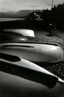 Budleigh Boats by Wam