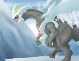 Pokemon - Kyurem by Essence-Of-Rapture