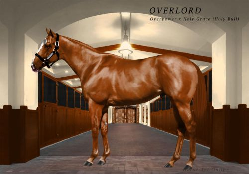 Overlord | TB by Horse-Art-Online