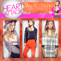PhotoPack PNG - Jamie Chung by CintyPark24